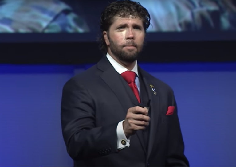 Jason Redman keynote speaker talks about leadership and how to deal with bad days