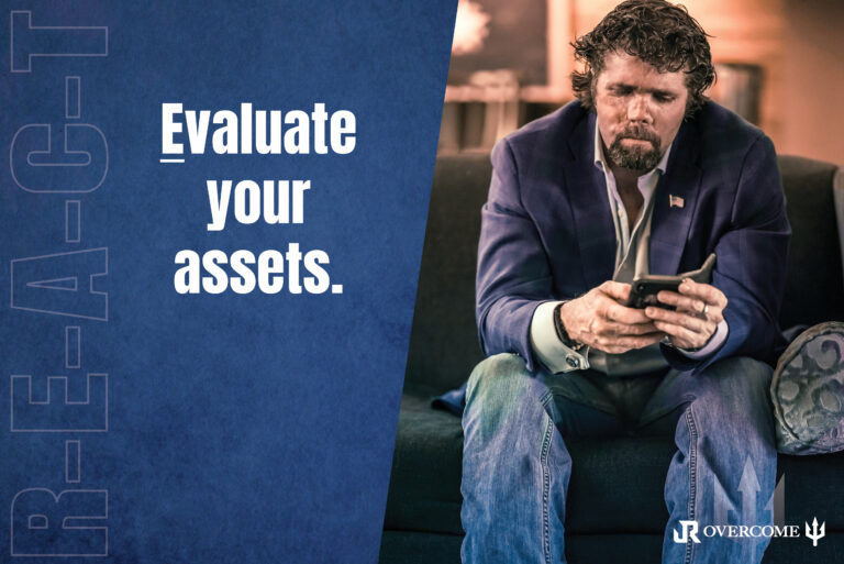 Jason Redman discusses evaluating your assets during change and adversity